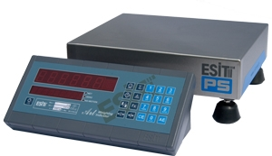 PS Model Desktop Scales With Single Load Cell